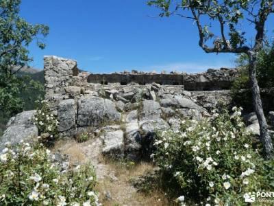 Chorranca y Silla del Rey, Cerro del Moño de la Tía Andrea;las majadas cuenca cercedilla madrid pueb
